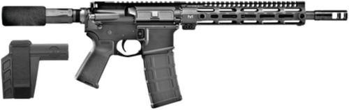 "FN FN15 Pistol, .300 AAC Blackout, 12"", M-Lok Handguard, PSB, 30rd"