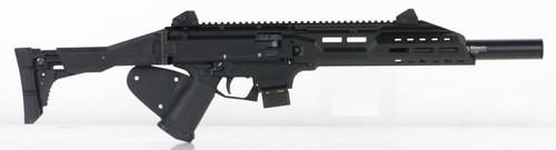"CZ Scorpion Evo 9mm, 16.2"", 10rd, Faux Suppressor, CA Legal"