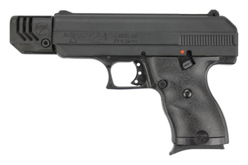 "Hi-Point Compact 9mm Used, 3.5"" Barrel, Black Poly Grip/Frame, Muzzle Break, 8rd Mag"
