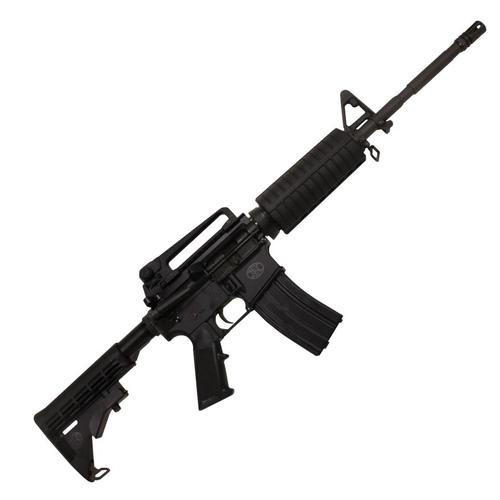 """FN FN15 LE Carbine, .223/5.56, 16"""" Barrel, A2, Mil-Spec, Black, 30rd Mag"""