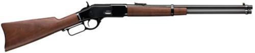 "Winchester 1873 Carbine, .45 Colt, 20"" Barrel, 10rd, Walnut Stock, Blued"