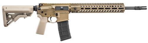 "FN 15 Tactical Carbine Flat Dark Earth P-LOK 5.56/223, 16"" Barrel M-LOK Rail, Flat Dark Earth, B5, 30rd"