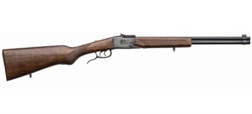 "Chiappa Firearms Double Badger, 20 Ga/22LR, 19"", Foldable Stock, Blued"