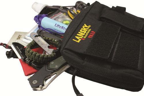 Lansky P.R.E.P Equipment Survival Pack- All in One Survival Solution
