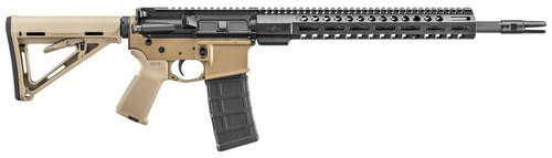 "FN 15 Tactical II AR-15 5.56/223, 16"" Barrel, M-Lok Rail, MOE Grip/Buttstock, Flat Dark Earth, 30rd P-Mag"