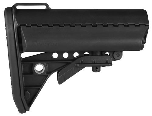 Vltor IMOD Buttstock Mil-Spec AR-15 Polymer Black