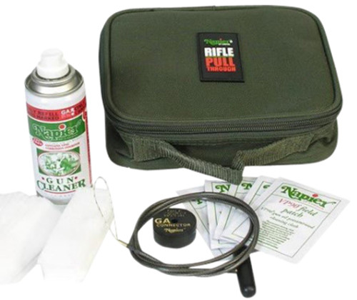 Napier Power Pull Through Kit .22 Cal Cleaning Kit