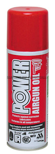 Napier Power Airgun Oil Aerosol Lube 8.6 fl oz