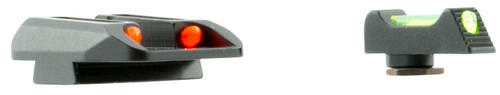 Williams FireSight Pistol Glock 42/43 Red Black