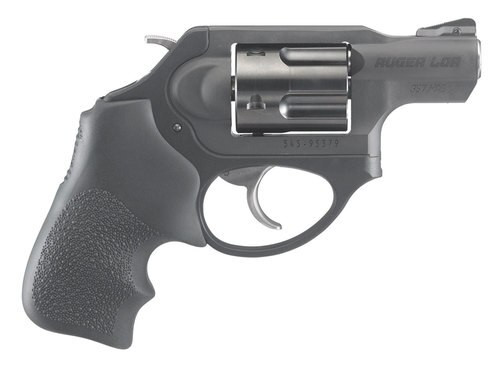 """Ruger LCRx Single/Double 357 Magnum, 1.875"""", Black Hogue Tamer Mono, 5rd"""
