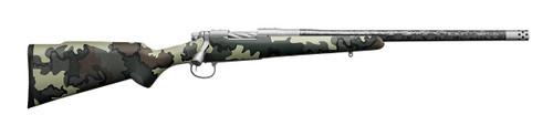 "Remington The Ultimate Sheep Rifle 6.5 Creedmoor 20"" Carbon Barrel W/Brake, KUIU Camo, Custom Shop"