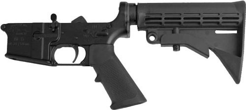 Anderson Complete AR-15 Lower Mil Spec 5.56
