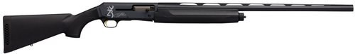 """Browning Silver Field Semi-Automatic 12 Gauge 26"""" 3.5"""" Synthetic Blac"""