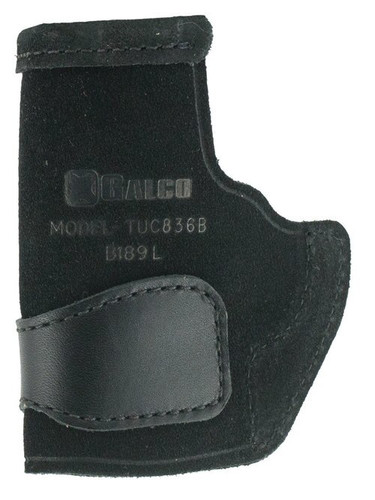 Galco Tuck-N-Go Ruger LCP II, Black, Ambi