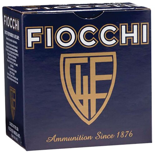 "Fiocchi Target 12 Ga, 2.75"", 1-1/8oz, 7 Shot, 25rd/Box"