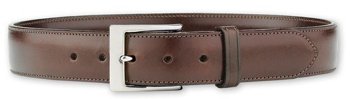 "Galco Belt SB3 Dress Belt 38"", Havana"