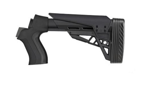 Advanced Technology T2 TactLite 6-Position Adjustable Stock Black Polymer For Remington 870 12 Ga,