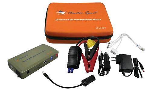 Nautic Sport Sportsman Emergency Power Supply