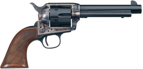 "Uberti 1873 Cattleman El Patron New Model .45 Colt, 4.75"", Blued"