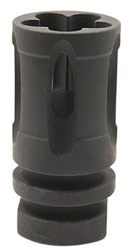 "Vltor Compensator 5.56mm 1/2"" x 28 TPI Closed Bottom Steel Black"