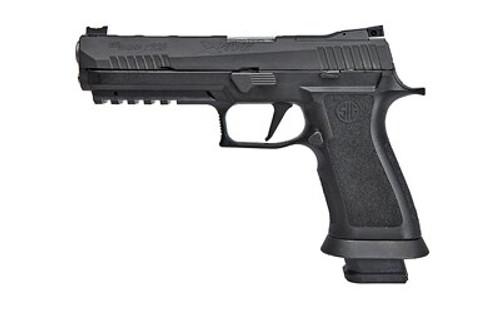 "Sig P320 X-Series Double 9mm 5"" Barrel, Black Polymer Grip, 10rd"