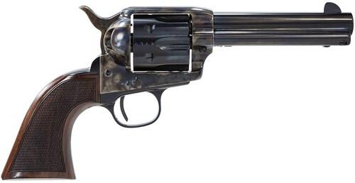 "Taylor's 1873 Cattleman Single Action 22 LR 5.5"", Walnut, 12rd"