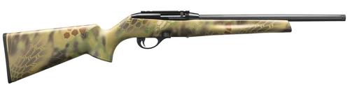 "Remington 597 Kryptek 22 LR, 16.5"", Mandrake Camo Stock, 10rd"