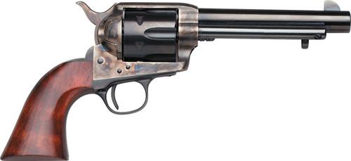 "Taylor's 1873 Cattleman Single 357 Magnum 5.5"" 6rd Walnut Blued"