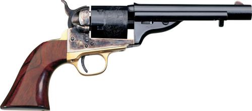 "Taylor's 1872 Open-Top Single 45 Colt 5.5"" 6rd Walnut Navy"
