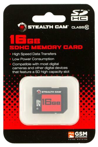 Stealth Cam STC-16GB SD Memory Card SD 16GB