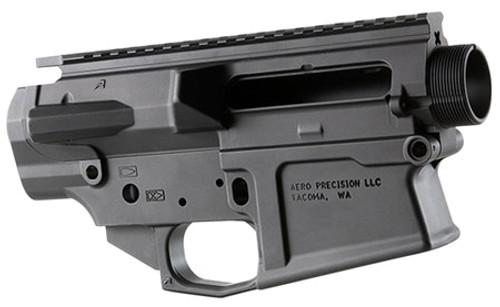 Aero Precision AR-10 M5 Stripped 308 Stripped Receiver Set, Black