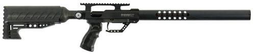 Gamo TC Big Bore PCP Air Rifle .35 Caliber, Singel Shot, Black