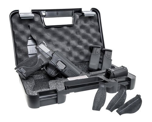 """Smith & Wesson M&P M2.0 40 S&W, 4.25"""", Carry Kit, 15rd"""