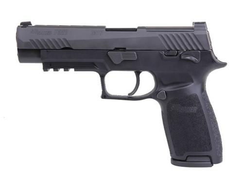 Sig P320-M17 9mm Bravo (Black) Two 17 Round Magazines TALO Exclusive