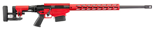 "Ruger Precision Rifle 6.5mm Creedmoor 24"" Barrel USMC Red M-LOK Handguard 10rd Mag"