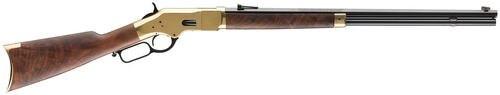 """Winchester Model 1866 Deluxe Octagon 45 Colt 24"""" Barrel Grade V/VI Walnut"""
