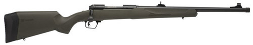 "Savage 10/110 Hog Hunter 223 Remington/5.56 NATO, 20"" Barrel, 4+1, AccuFit OD Green Stock"