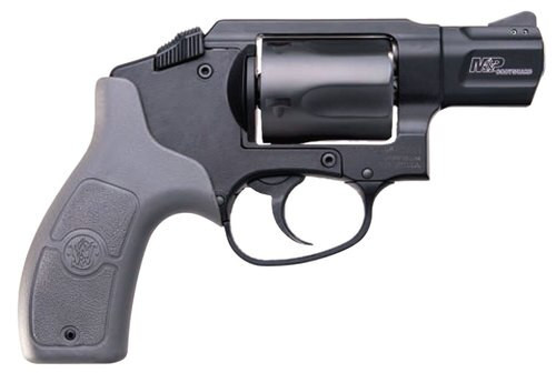 """Smith & Wesson 638 Bodyguard 38 Special, 1.875"""", Black, 5rd, MA Legal"""
