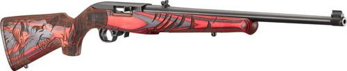 """Ruger 10/22 Carbine 22LR 18"""" Barrel Engraved Wild Hog Laminated Stock, TALO Ltd Edition 10rd Mag"""