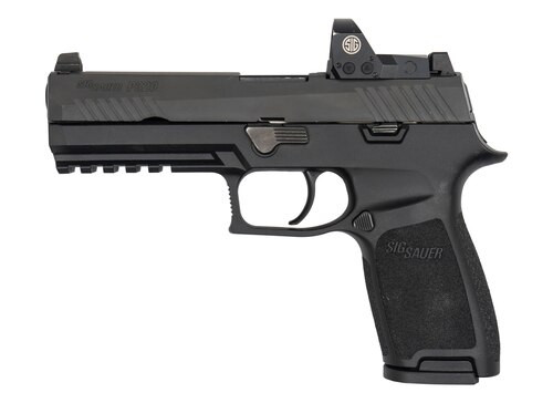 Sig P320 RX Full Size 9mm, Romeo 1 Sight, USED Demo Model, 17rd