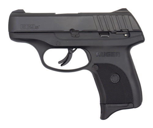 """Ruger EC9S 9mm, 3.1"""", Thumb Safety, 7rd, USED, Excellent Condition, No Box"""