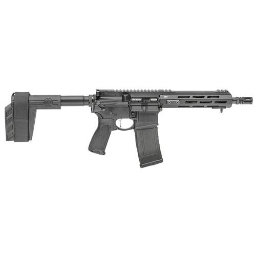 "Springfield SAINT Victor AR-15 Pistol 300 Blackout 9"" Barrel, M-LOK Handguard, SB Tactical Brace, 30Rd PMAG"