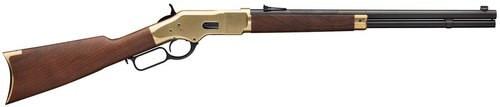 """Winchester 1866 Short Lever 45 Colt 20"""" Barrel Walnut Grade I Stock 11rd"""