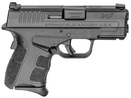 "Springfield XD-S MOD2 9mm 3.3"" Barrel, Trijicon Nite Sites 9RD Mag"