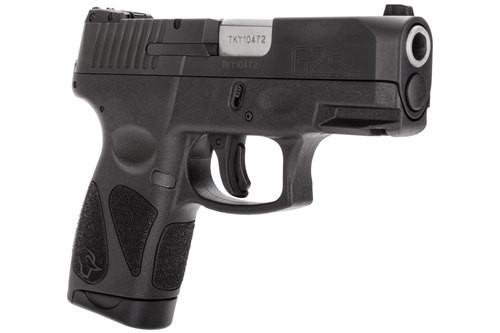"Taurus G2S Slim 40 S&W 3.25"" Barrel Black Polymer Frame 6rd Mag"