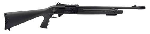 "Rock Island Tactical Shotgun Semi-Automatic 12 Ga 18.5"" 3"" Black Synthetic St"