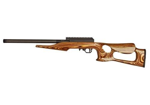 Volquartsen Summit Rifle, .22 LR, Lightweight Barrel, Laminated Thumbhole Stock