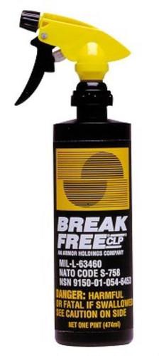 Break-Free CLP Lubricant, Pint Spray