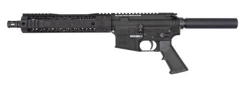"Black Rain SPEC15 Pistol, .223/5.56, 10.5"", 30rd, Black"