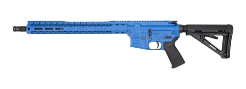 "Black Rain AR-15 Special, 5.56/.223, 16"" Barrel, XL Handguard. NRA Blue. 30rd Mag"